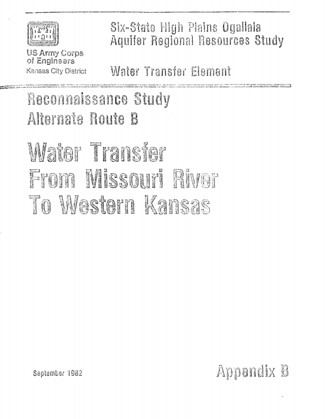 1982 Report Cover